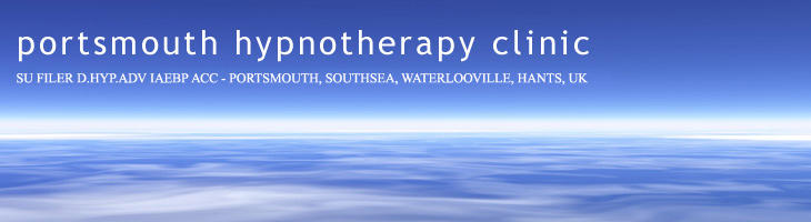 Portsmouth and Waterlooville Hypnotherapy Clinic, hypnotherapist hypnotist Portsmouth Southsea Fareham Hampshire Hypnotherapist